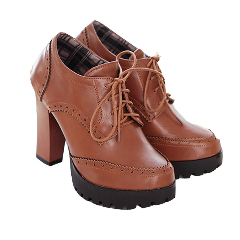 Women Shoes Platform Luxury Brand Women Ankle Boots 2015 Autumn Winter Ladies Women Boots Fashion High Heel Sexy Shoes