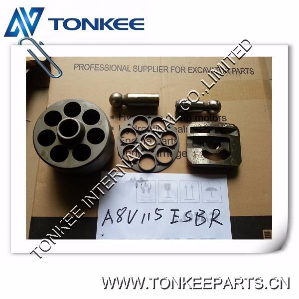 A8V115ESBR cylinder block JS200 ,cylinder block, strength block