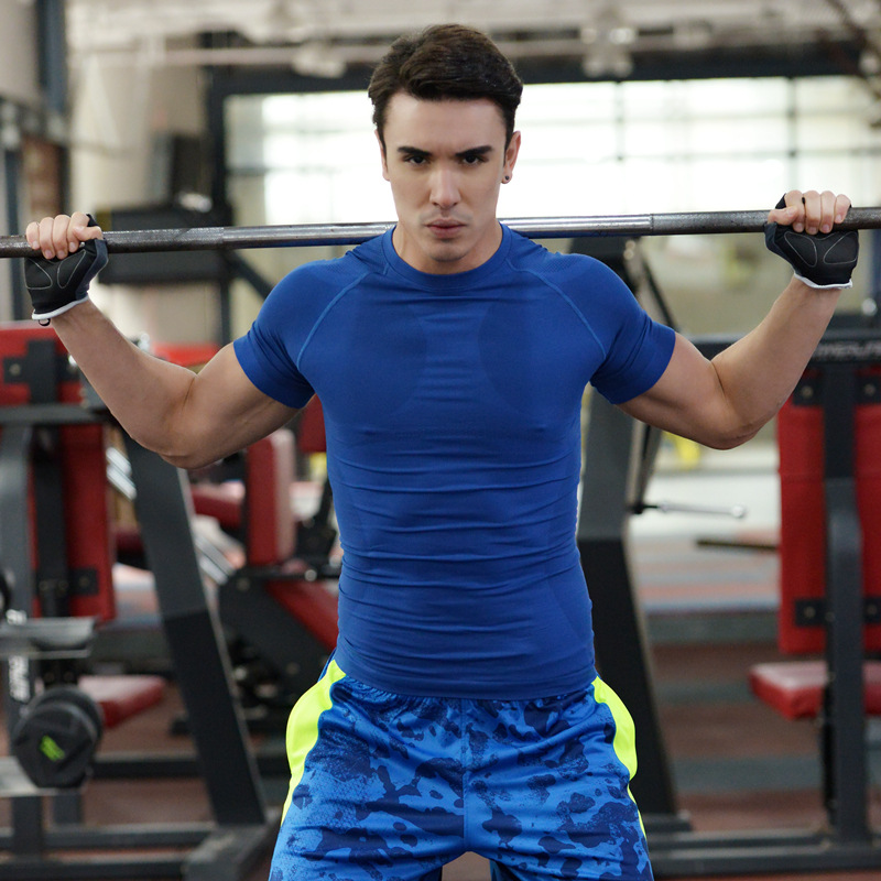 Men-s-wholesale-compression-customized-sports-t