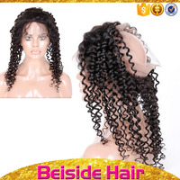 Wholesale virgin hair indian women long hair hairstyles straight long ha full lace human hair wigs