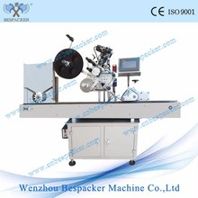 MT-300 Automatic horizontal small bottle vial labeling machine oval bottle labelling machine