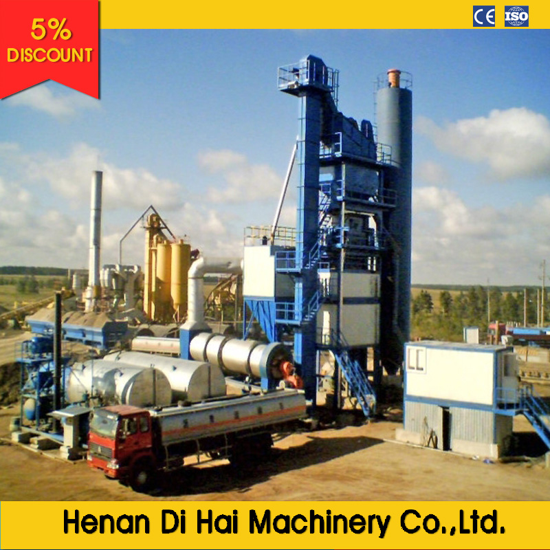 LB500 40tons per hours asphalt mixing plant with competitive price for sale
