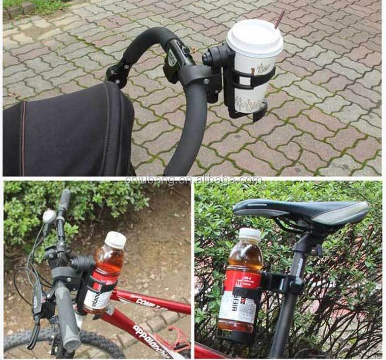 Flaschenhalter Getränkehalter Becherhalter Kinderwagen Buggy Babyflasche Baby