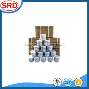 Oil pipes thread grease