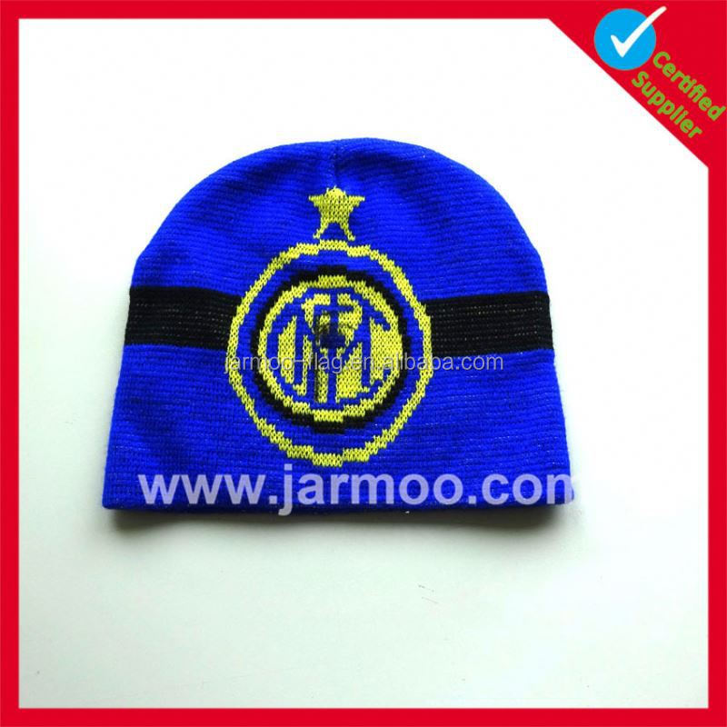 Top quality cheap Fashion Custom Your Own Name Brand Beanie Hats