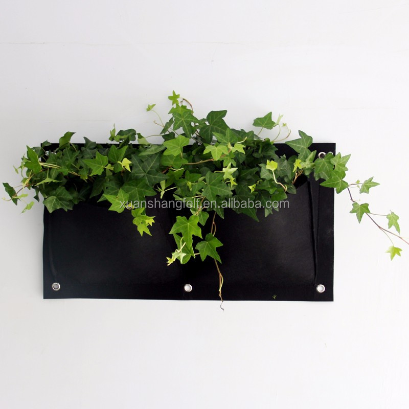Pots Type Felt Fabric Material Planter Bag