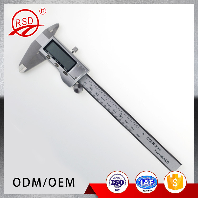 China wholesale fo3 point 0-150MM 0-300MM 0-400MM vernier caliper vernier caliper