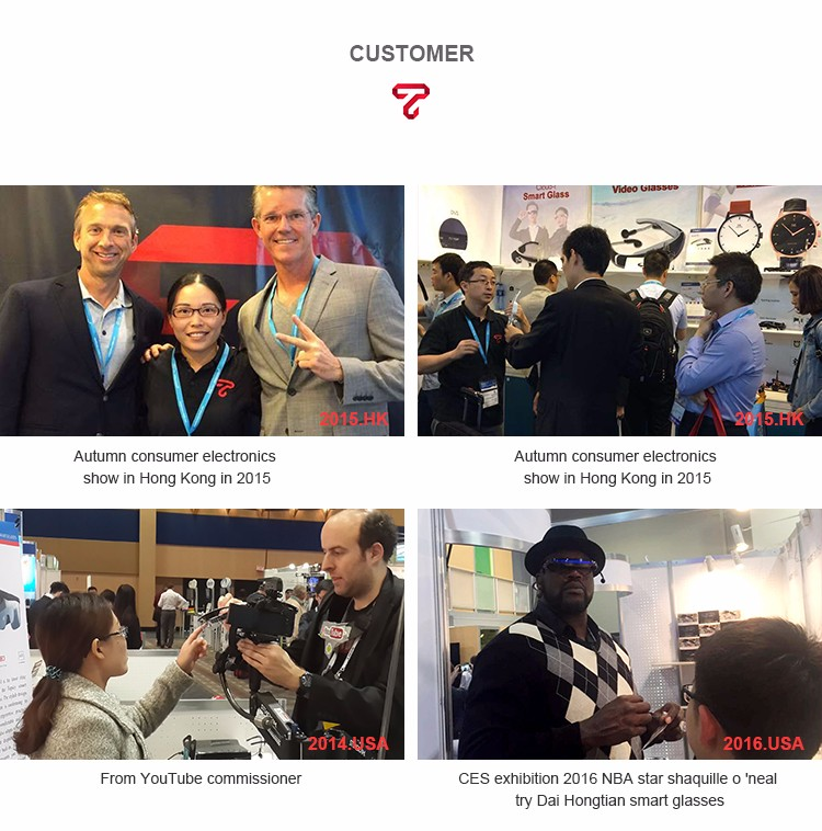 W2 AR smart glasses mobile theater support AR software factory over 8 years