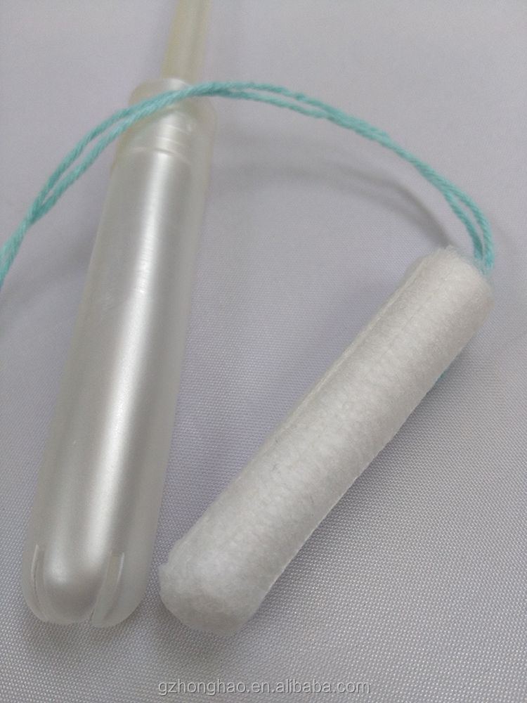 High Quality Wholesale Organic Tampons Cotton Applicator Sterile Tampon Manufacturers Importer