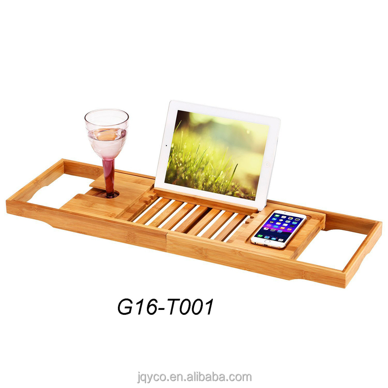 Wooden Bath Caddy, Wooden Bath Caddy Suppliers and Manufacturers at ...