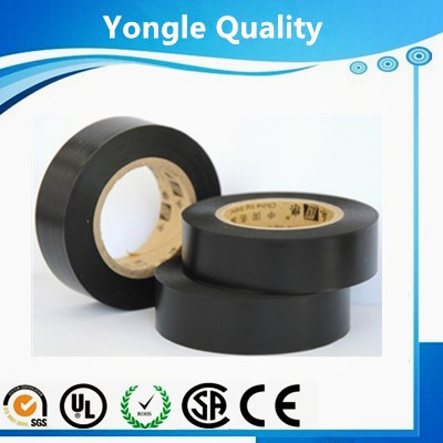 Yongle UB110 electric insulation tape wire harness tape China factory price/PVC electric material for wire harness