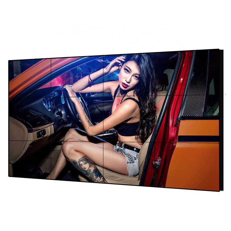 "China Guangdong 46 ""49"" 55 ""65"" 3x3 LCD DID Videowand Hd Nahtlose LCD Video wand"