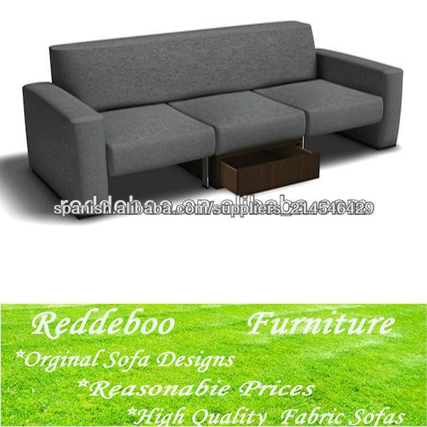 Sofá de jardín de tela muebles duraderos en muebles Shen Zhen ...