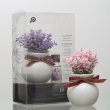 <span class=keywords><strong>Nieuwe</strong></span> udpated Woondecoratie Aroma Porselein Bloem Scented Reed Diffuser
