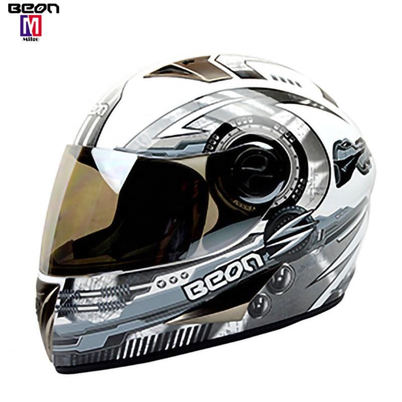 Ece Approved Brand Beon B500 Full Face Helmet Women S Classic Motorcycle Helmets Motociclistas Capacete Men S Kart Racing Helmet Buy Kart Helmet Ski