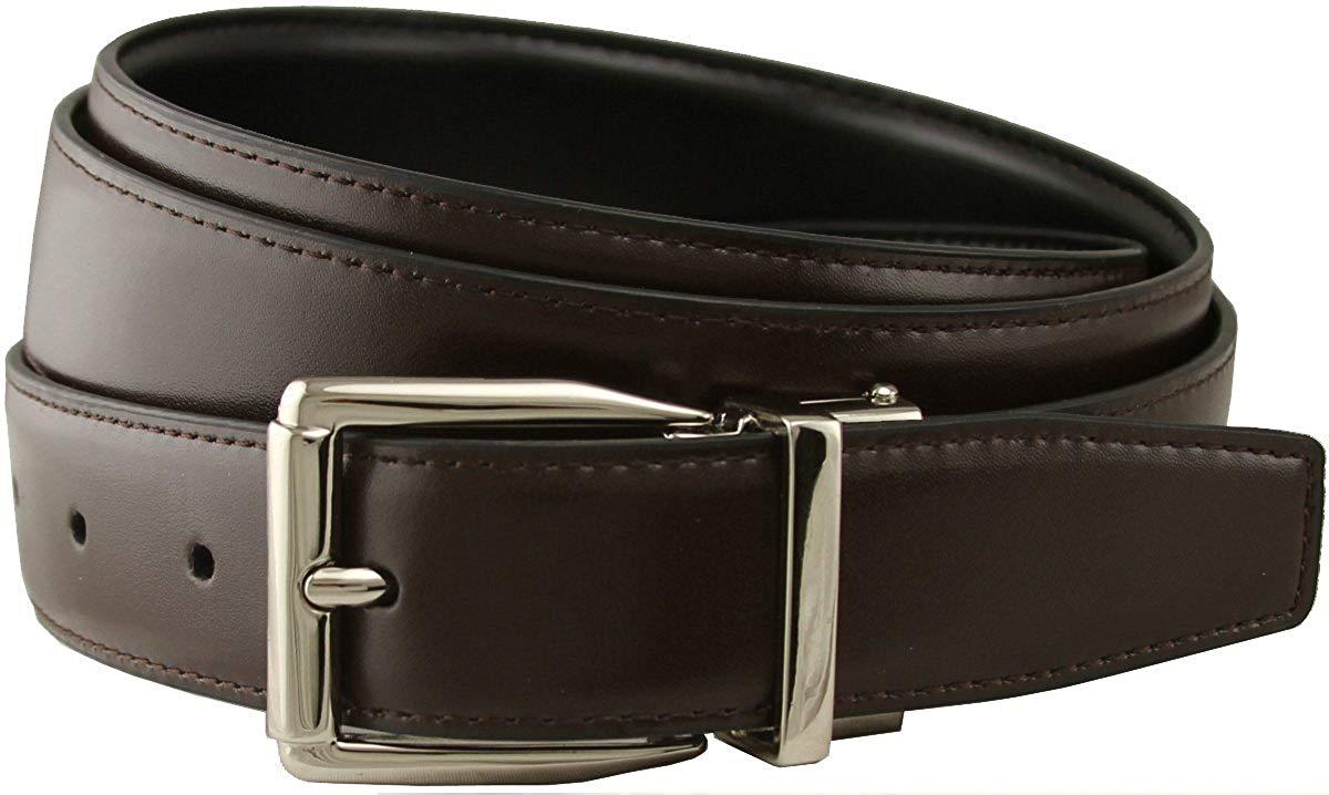 Habitaen Man Belt Split Leather Belt For Jeans For Man