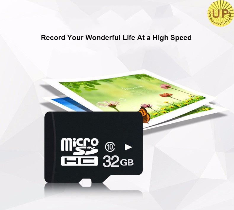 High Quality Real Capacity Fast Speed Oem Branded Mini Sd Card