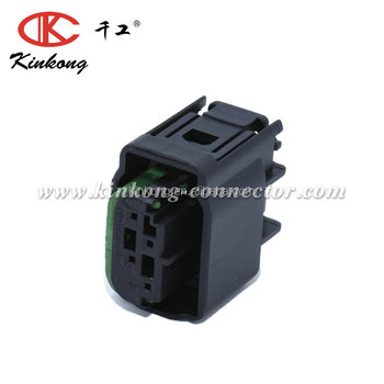 4 way female automobile amp Connector