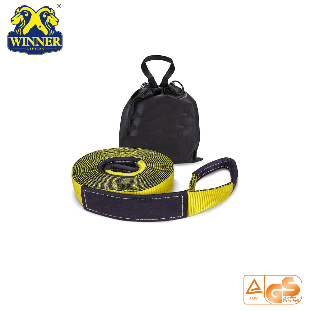 Nach Recovery Tow Strap 3 ''X 20 30 ft Länge 25, 000lbs 30, 000lbs