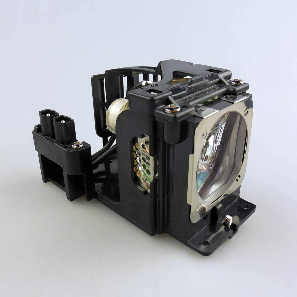 AuraBeam Economy Replacement Projector Lamp for Eiki LC-XB24 with Housing