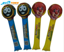 Promotional PE Inflatable Cheering Stick Thunder Stick Bang Bang