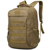 Hiking Custom Military Camo Bag Vintage Tactical Backpack