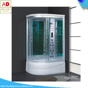 Ad 931 Portable Steam Sauna Tub Shower Combination Pictures Mini Steamer Generator