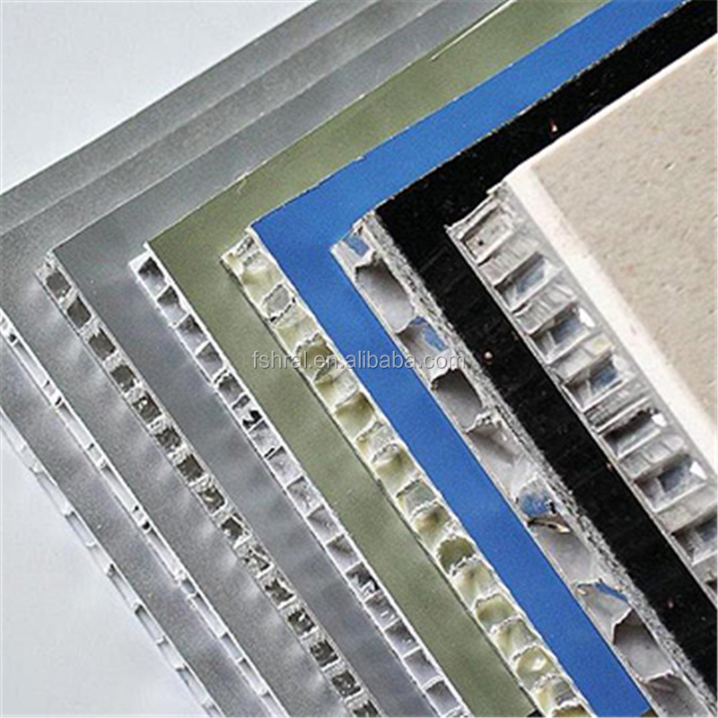 outdoor usage aluminum honeycomb sandwich panel aluminum sandwich/honeycomb core panel price