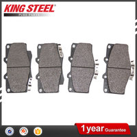 Kingsteel Auto Parts Best Brake Pad for Toyota Land Cruiser 04465-35031