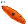 Outsports professional fishing plastic canoe kayak for sale