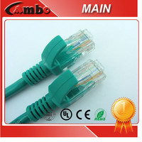 Customized Box UTP rj45 110 patch cord Stranded or Solid Conductor Network Cable