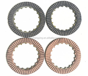 heavy duty motorcycle clutch plates CD70 for Pakistan Market