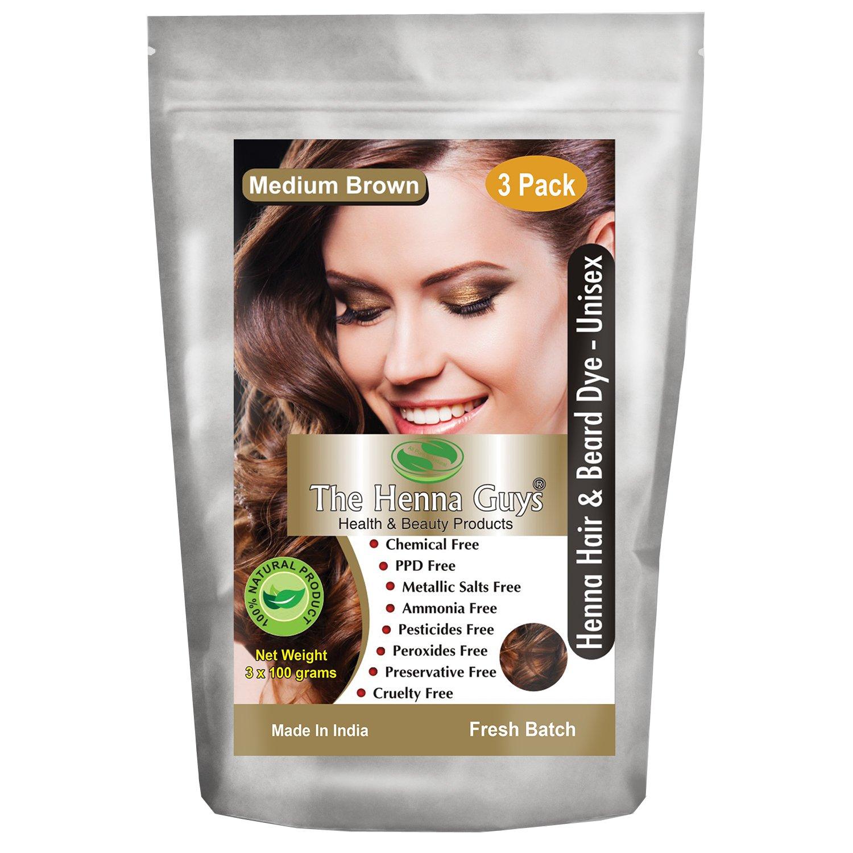 Henna Maiden Miraculous Medium Brown Hair Color 100 Natural