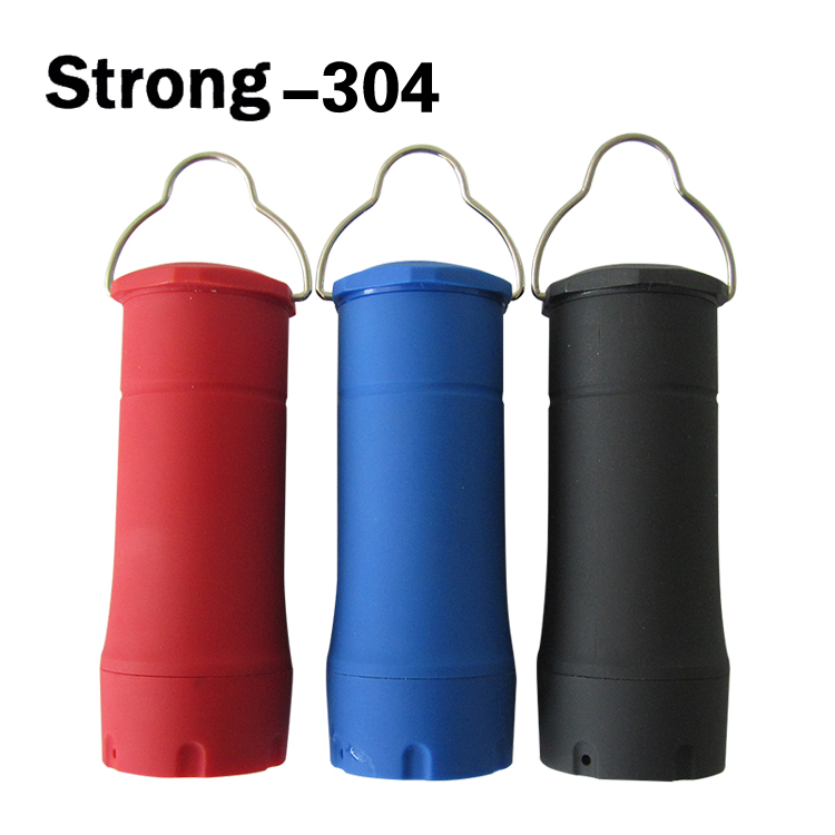 Creative portable handlamp outdoor led working flashlight led lantern tent torch