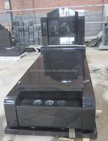 New design granite grave funeral monument