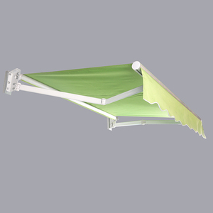 chinese factory of High Quality Low Price Durable Retractable Rain Shades Awning