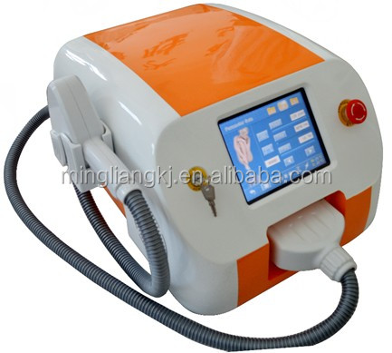 Semiconductor+air+water best cooling laser hair removal permanent