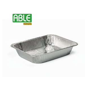 Colorful Disposable Aluminum foil Baking Cups with Lids