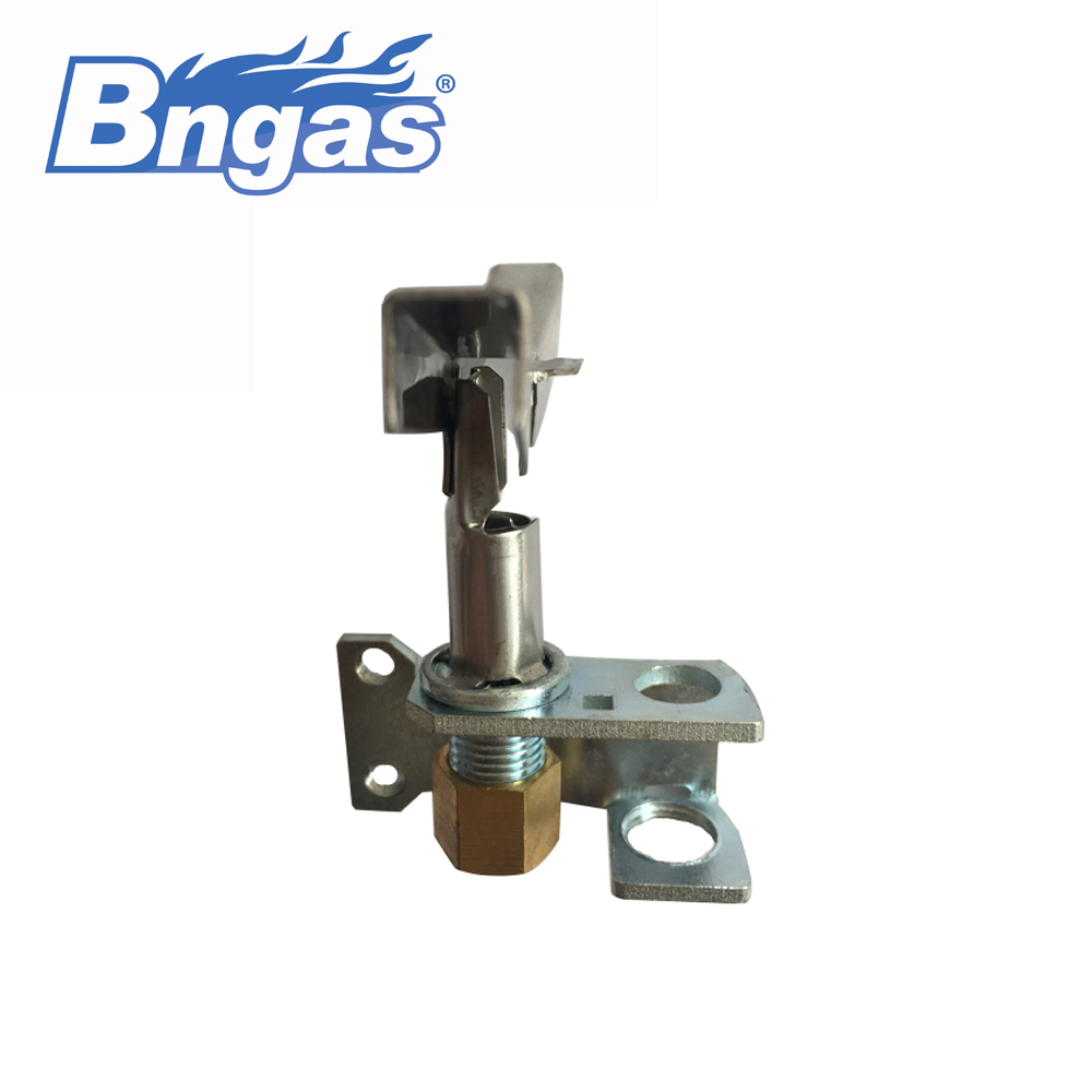 b880202 ignition flame sensor electrode parts for gas fireplace
