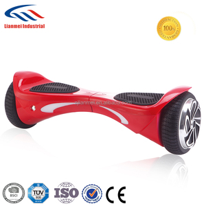 Lowest Price Hoverboard Scooter 500W Motor Electric Hoverboard with Dual System
