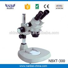 Diopter adjustment stereo microscope led ring light