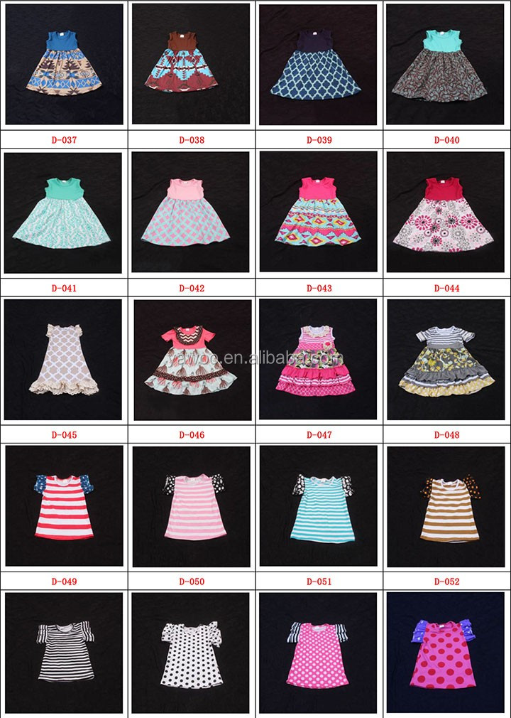2c9f88fadc747 Little girls pillowcase baby dress new style baby summer 2 year old girl  dress