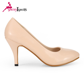 skilful manufacture new high most desirable fashion Famous Brands Nude Color Ladies High Heels Shoes - Buy Nude High Heels,High  Heels Famous Brands,High Heel Shoes Ladies Product on Alibaba.com