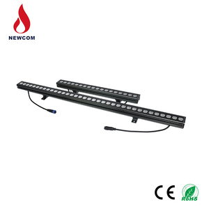 Outdoor IP65 waterproof energy saving Slim LED wall washer light 30w High brightness Building facade lighting project