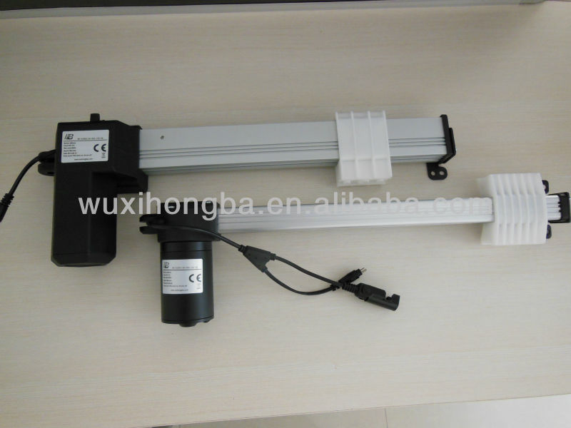DC 24v CE approval slide linear actuator for recliner sofa low noise