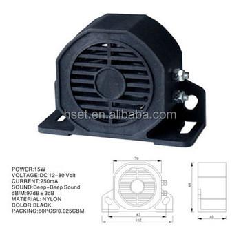 Reverse Buzzer,Alarm For Truck,White Noise - Buy Reverse Buzzer  Alarm,Alarm,Reverse Product on Alibaba com