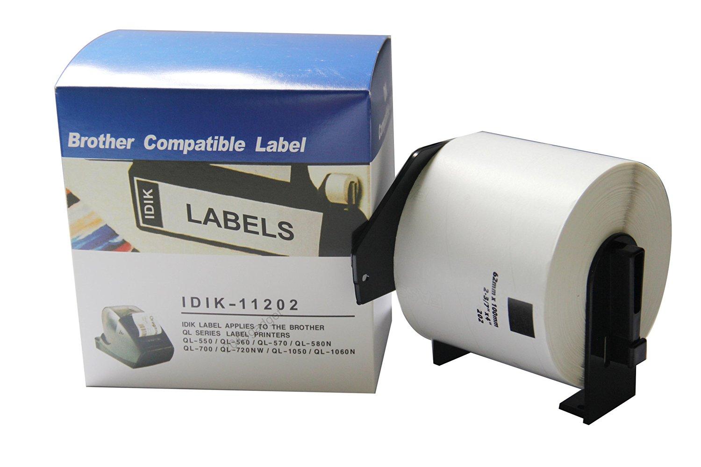 Kompatible Etiketten Rolle für Brother P-Touch QL 560s 29 mm Laser