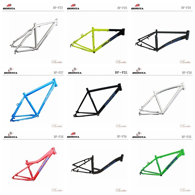 2016 Aluminum alloy bicycle frames/ city bike frames