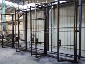 Fonkelnieuw Hoge Kwaliteit Carbon Staal Deuren Gebruikt Als Kantoor Deur TR-18