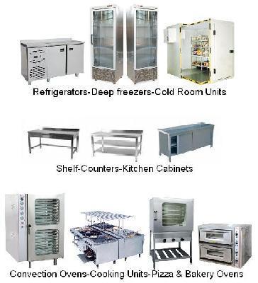 Equipos de cocina industrial otro mobiliario de for Mobiliario y equipo de cocina